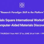 materials square international workshop 2021